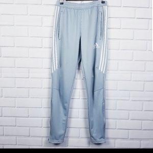 Adidas Climacool Blue & White Pants Medium
